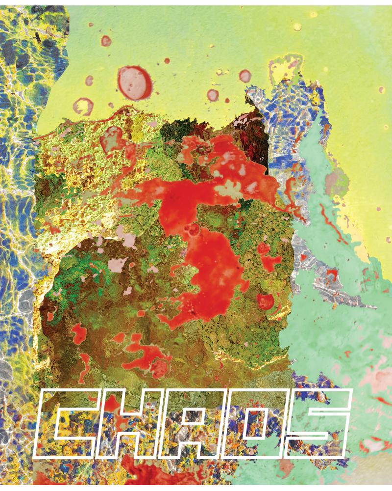 UNISEX T-SHIRT ''CHAOS''