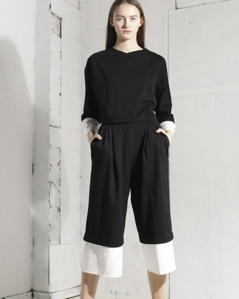 JUUNI unisex sweater shorter