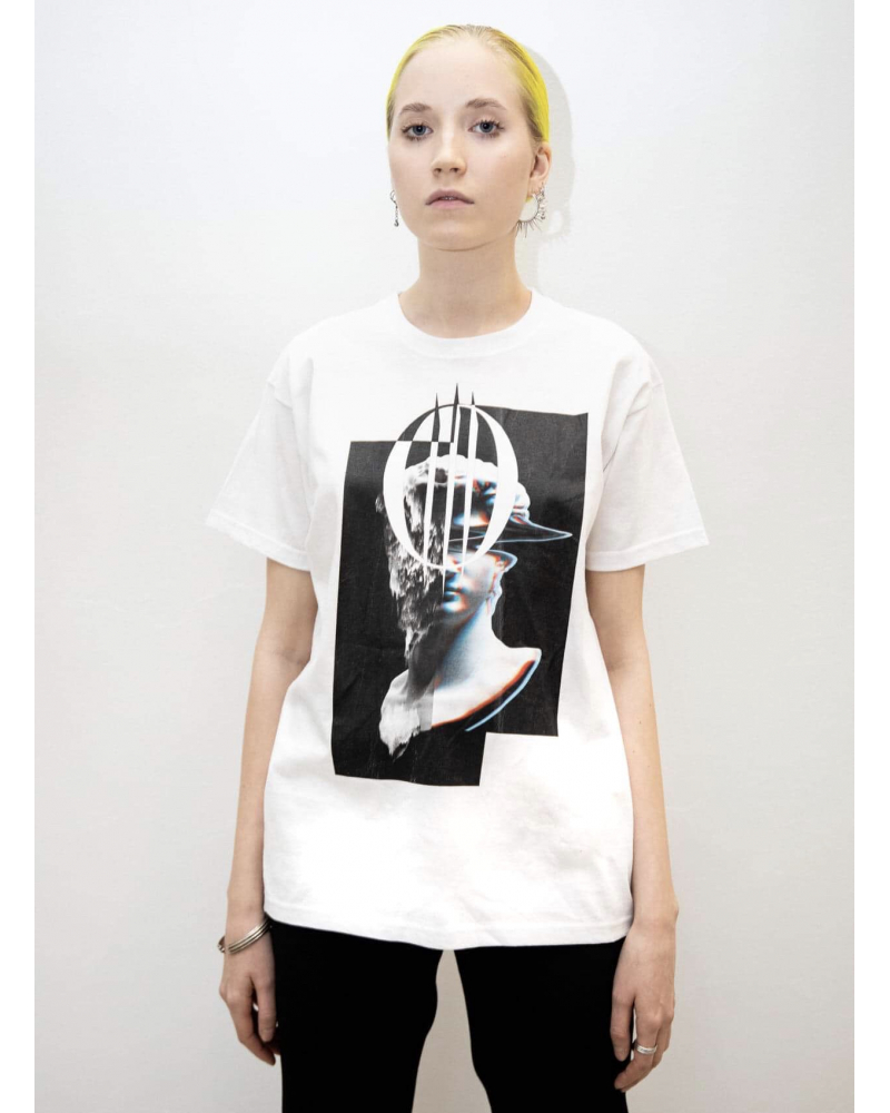 DAVID? WHITE  UNISEX T SHIRT duplicate