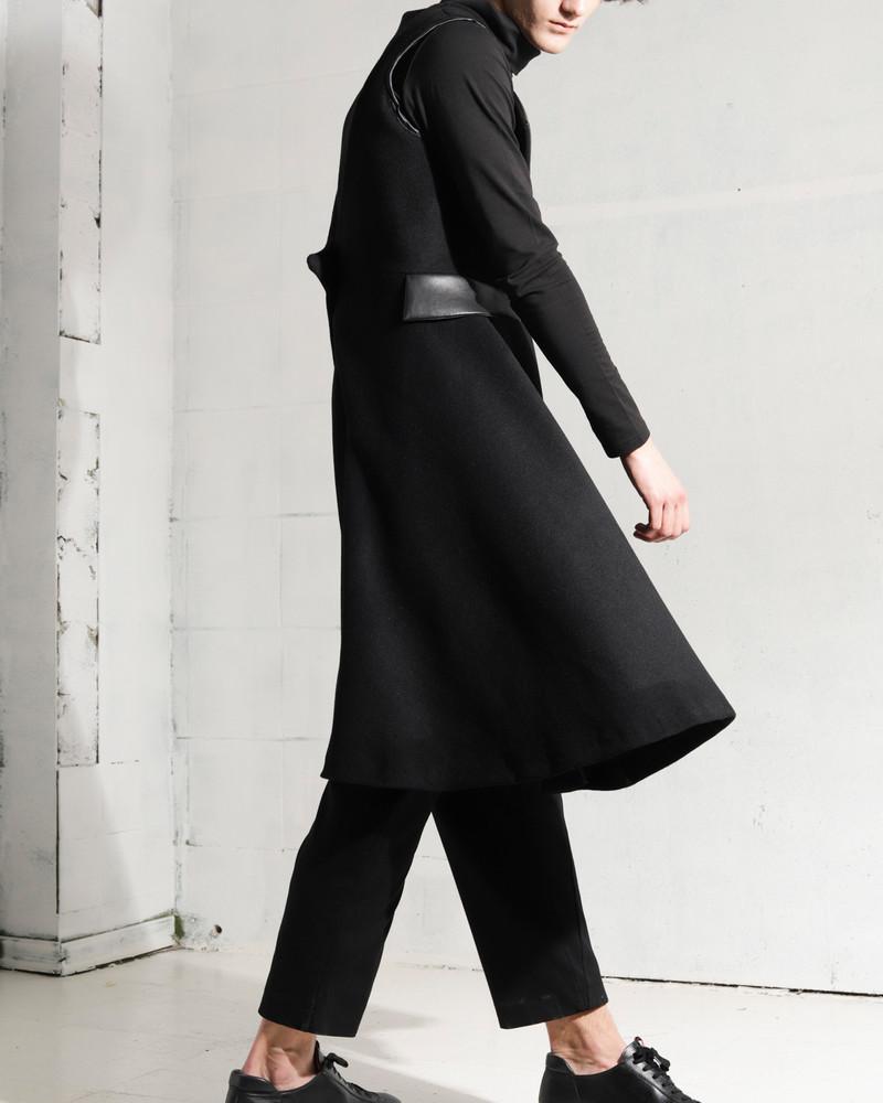 LOTTE unisex dress-coat