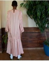 BALlOON DRESS - PINK