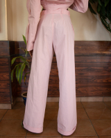Suit Trousers - Pink