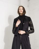 IRIS sequin jacket