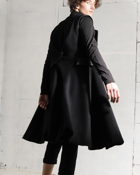 LOTTE unisex dress-coat