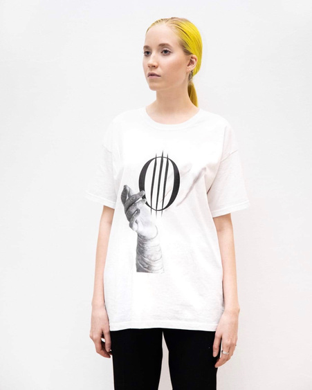 WHO IS DAVID? WHITE  UNISEX T SHIRT duplicate duplicate